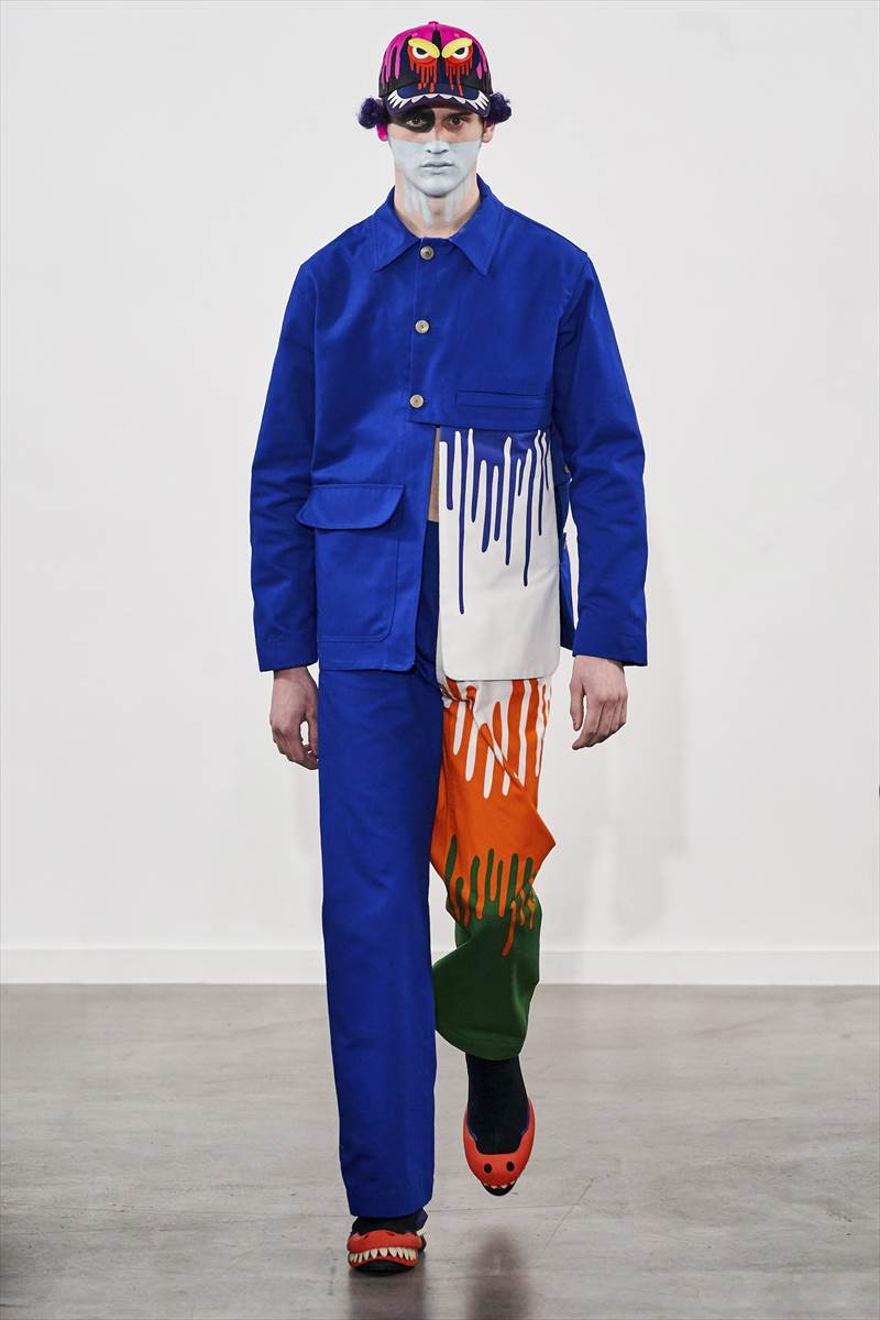 WALTER VAN BEIRENDONCK – FALL/WINTER 2019